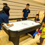 Air Hockey Table Rental in Singapore