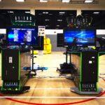 Alien Extermination Arcade Game Machines