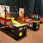 Basketball Machines at Joyden Hall Venue