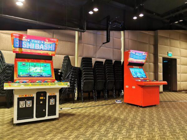 Bishi Bashi Arcade Machine Rental Singapore