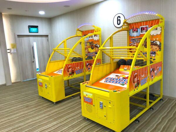 Children basketball Arcade Machine Rental