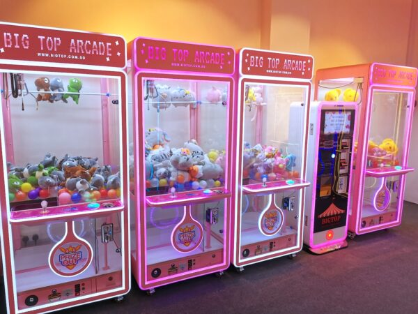 Claw Machines Franchise in Singapore