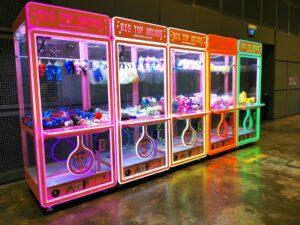 Claw Machines Singapore