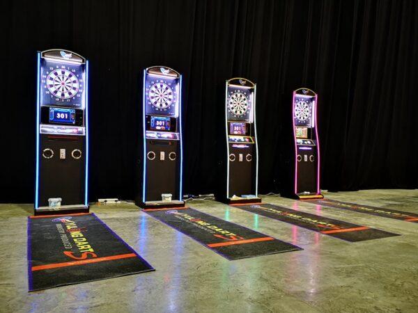 Dart Machines for Rent Singapore 1