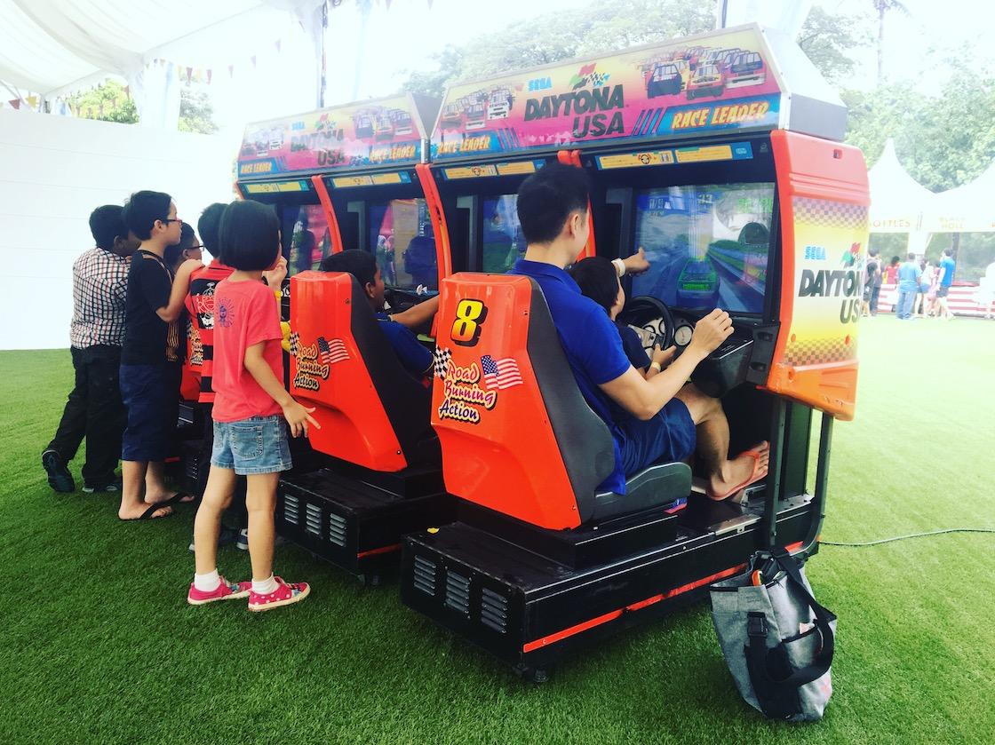 Daytona Arcade Machine Rental copy