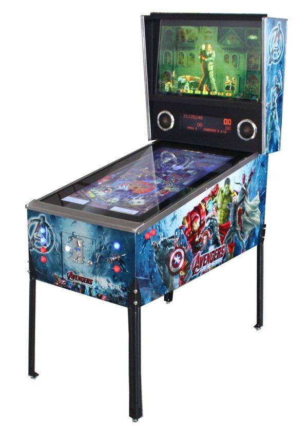 Digital Pinball Arcade Machine Rental 1