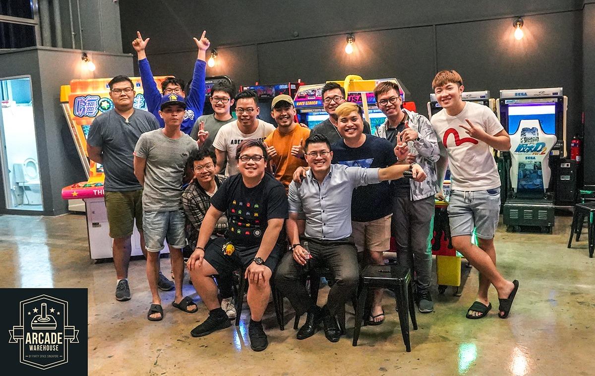 Gaming Lab Team Singapore