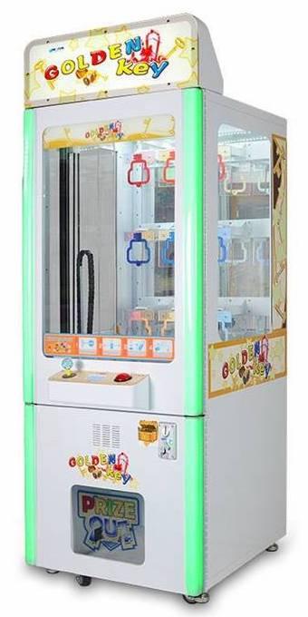 Golden Key Master Arcade Machine Rental