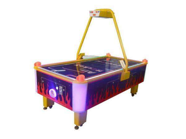 LED Arcade Air Hockey Machine Rental 1