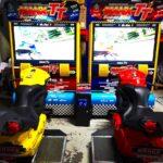 MAX TT Motorbike Arcade Machine
