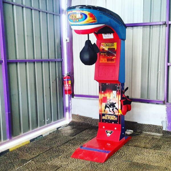 Punching Arcade Machine Rental 1