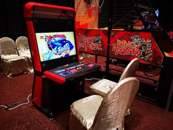 Retro Video Arcade Machine Rental Singapore