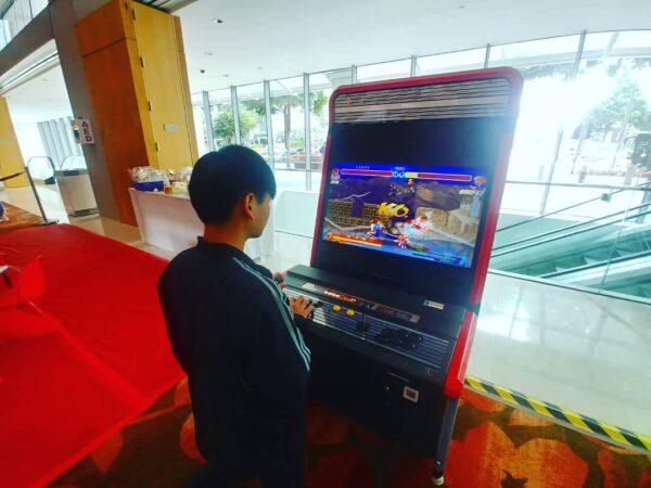Retro Video Arcade Rental 2