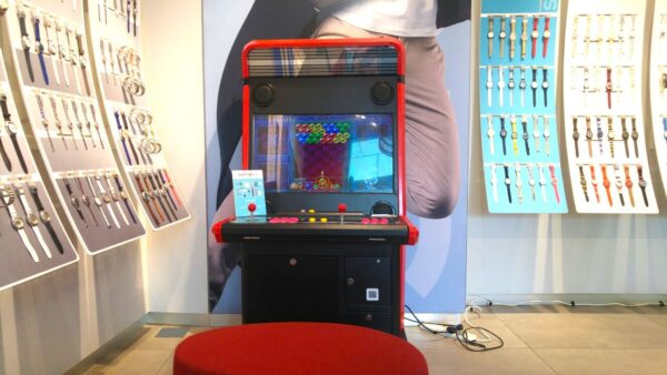 Video Arcade Game Machine Rental