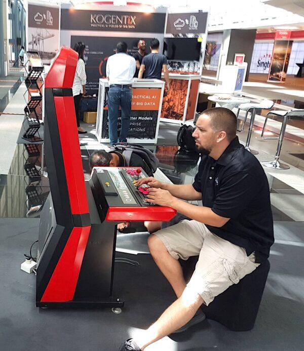 Video Arcade Rental Singapore 1