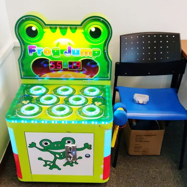 Whack a Frog Arcade Rental 1