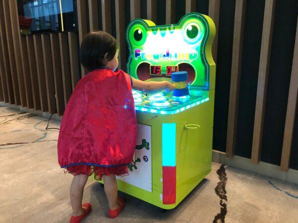 Whack a Frog Arcade Rental copy 1