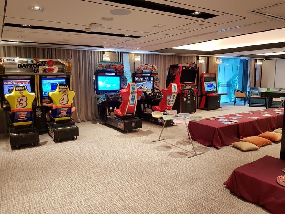 Arcade Machines Rental Singapore