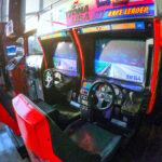 Daytona Arcade Machine