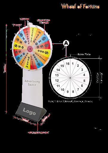 Wheel of Fortune Dimension Big Top