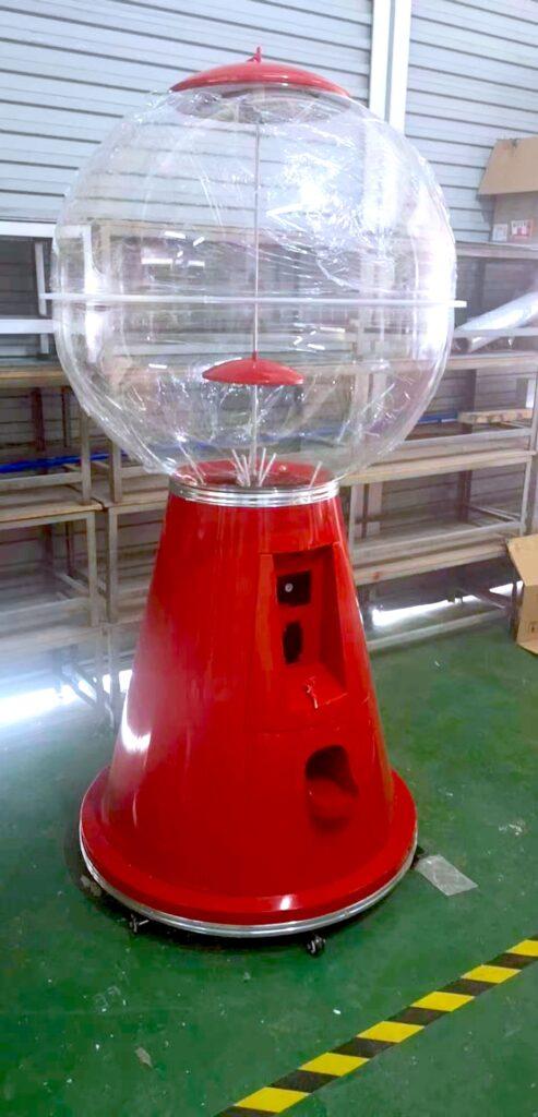 Giant Capsule Balls Dispenser Machine Singapore
