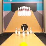 Bowling Game Stall Rental Singapore