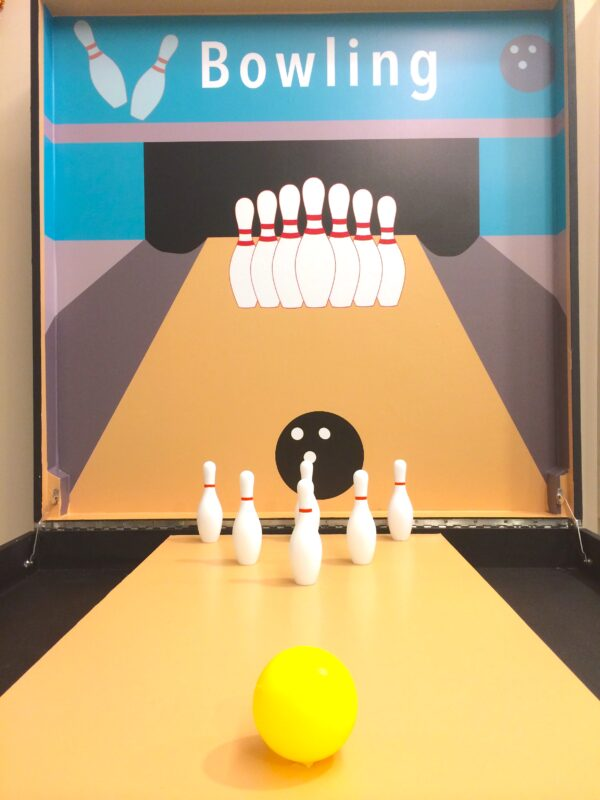 Bowling Game Stall Rental Singapore scaled