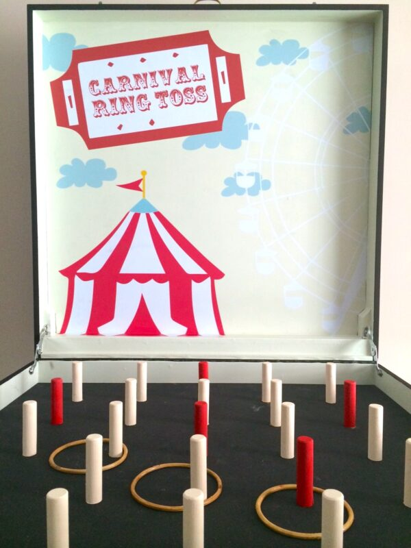 Carnival Ring Toss Game Stall Rental Singapore