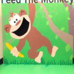 Feed the Monkey Game Stall Rental Singapore
