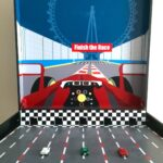 Finish the Race Game Stall Rental Singapore