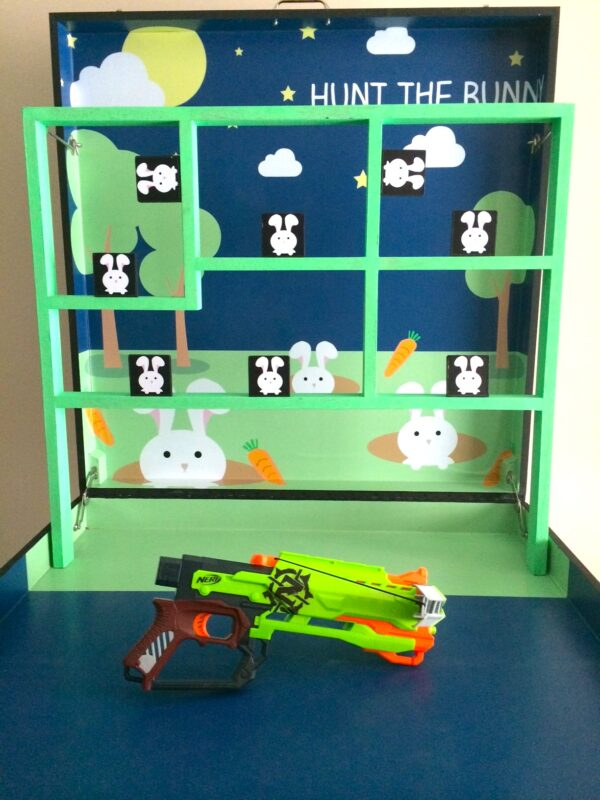 Hunt the Bunny Game Stall Rental Singapore