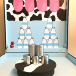 Milk Can Toss Game Stall Rental Singapore