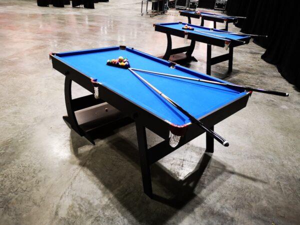 Pool table Rental Singapore
