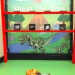 Shoot the dino Game Stall Rental Singapore