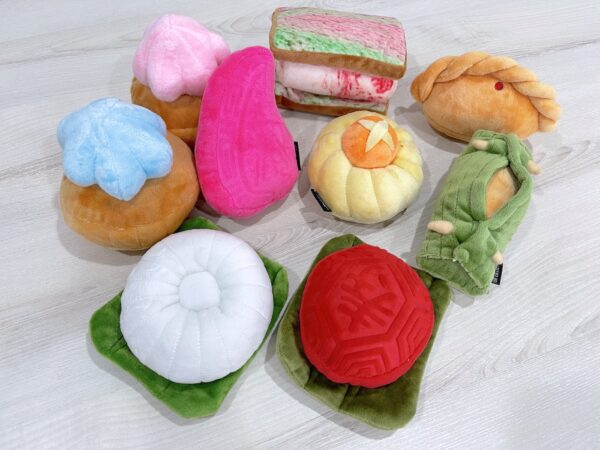 Singapore Traditional Food Soft Toys